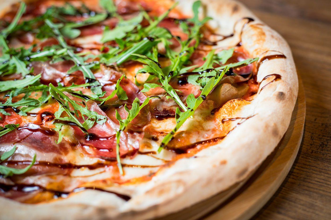 Пица Копа с манатарки