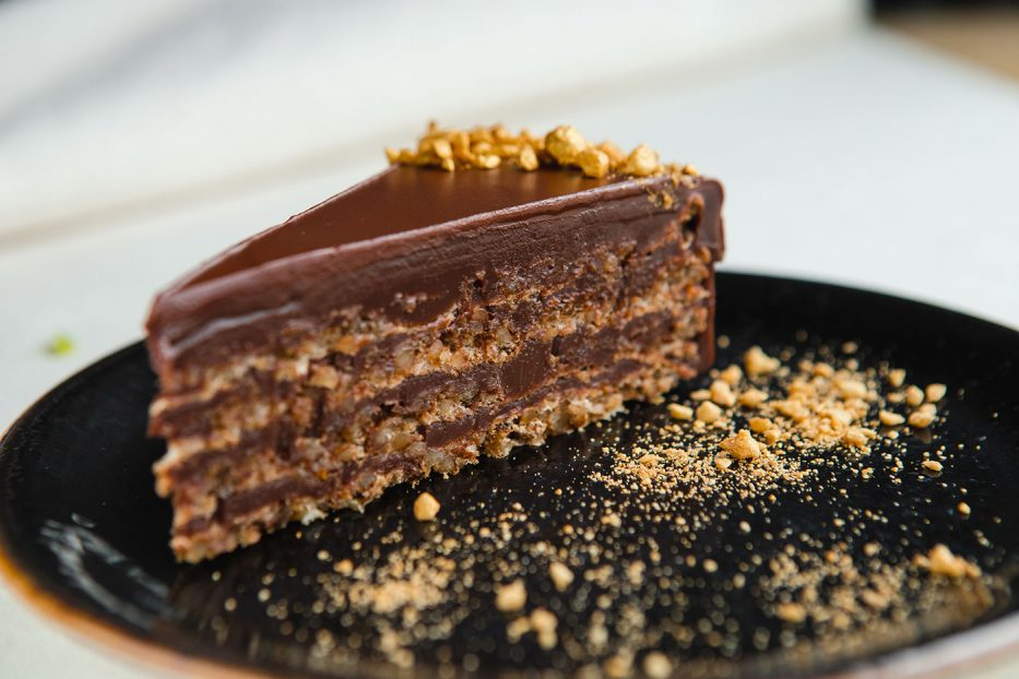 Шоколадова торта Долче Амаро